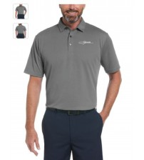 Mens Classic Polo - Smoked Pearl Grey